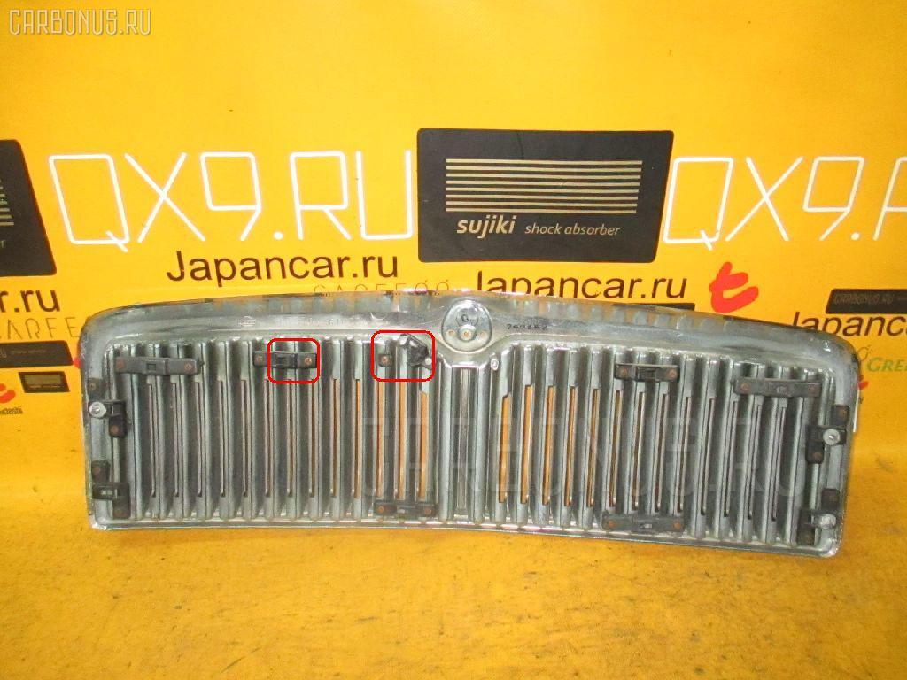 Решетка радиатора NISSAN PRESIDENT PG50 Фото 2