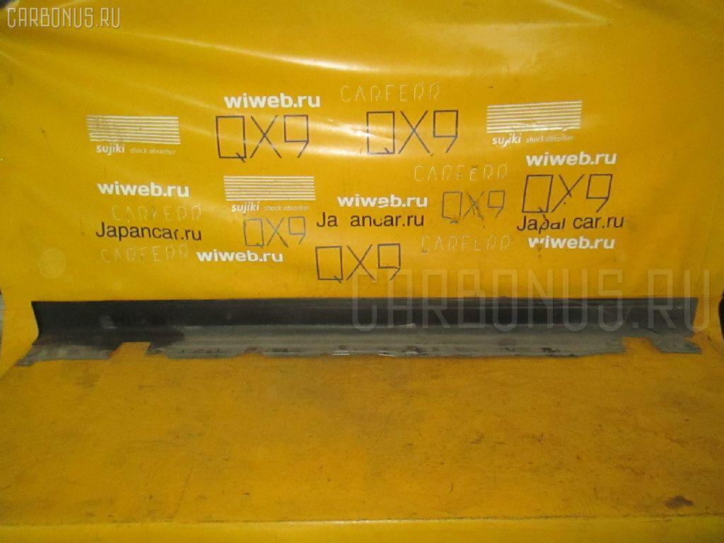 Порог кузова пластиковый ( обвес ) Bmw 7-series E38-GJ01 Фото 1