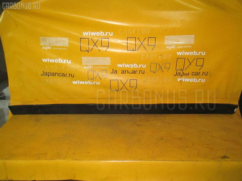 Порог кузова пластиковый ( обвес ) BMW 7-SERIES E38-GJ01. Фото 3