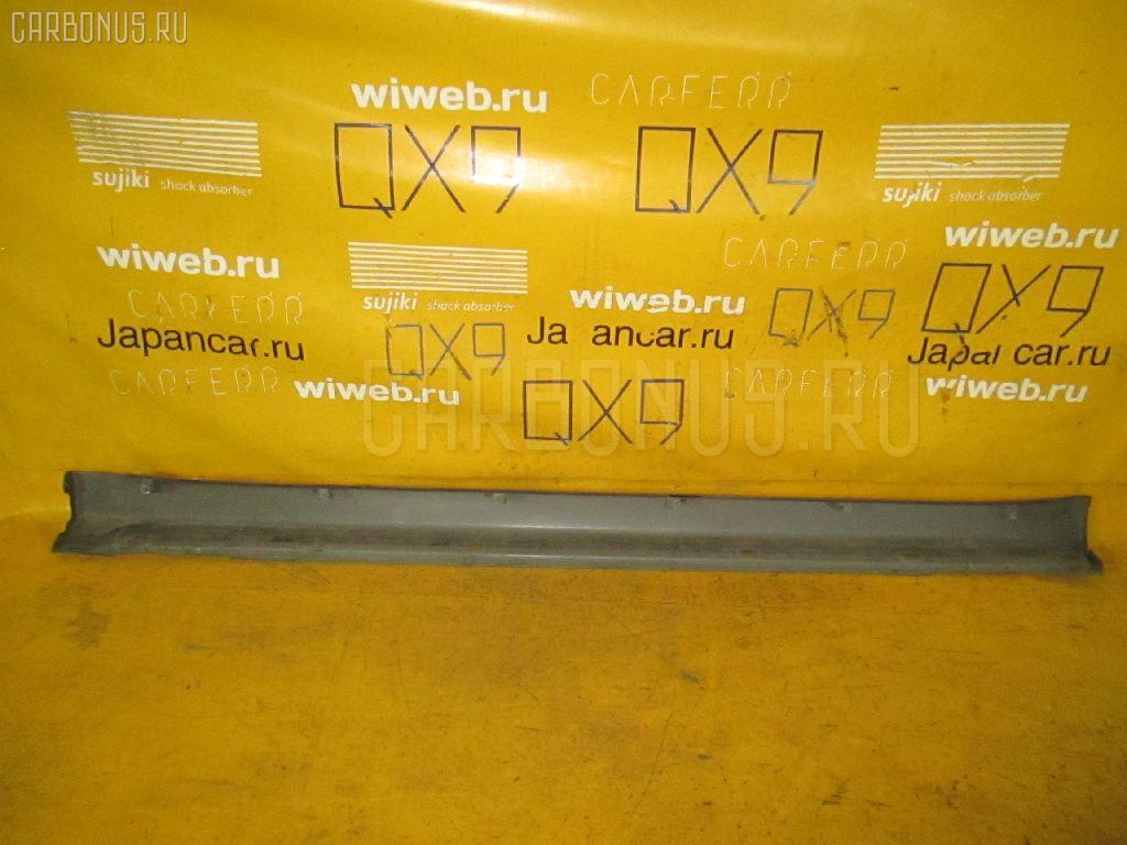 Порог кузова пластиковый ( обвес ) SUBARU LEGACY B4 BL5 Фото 1