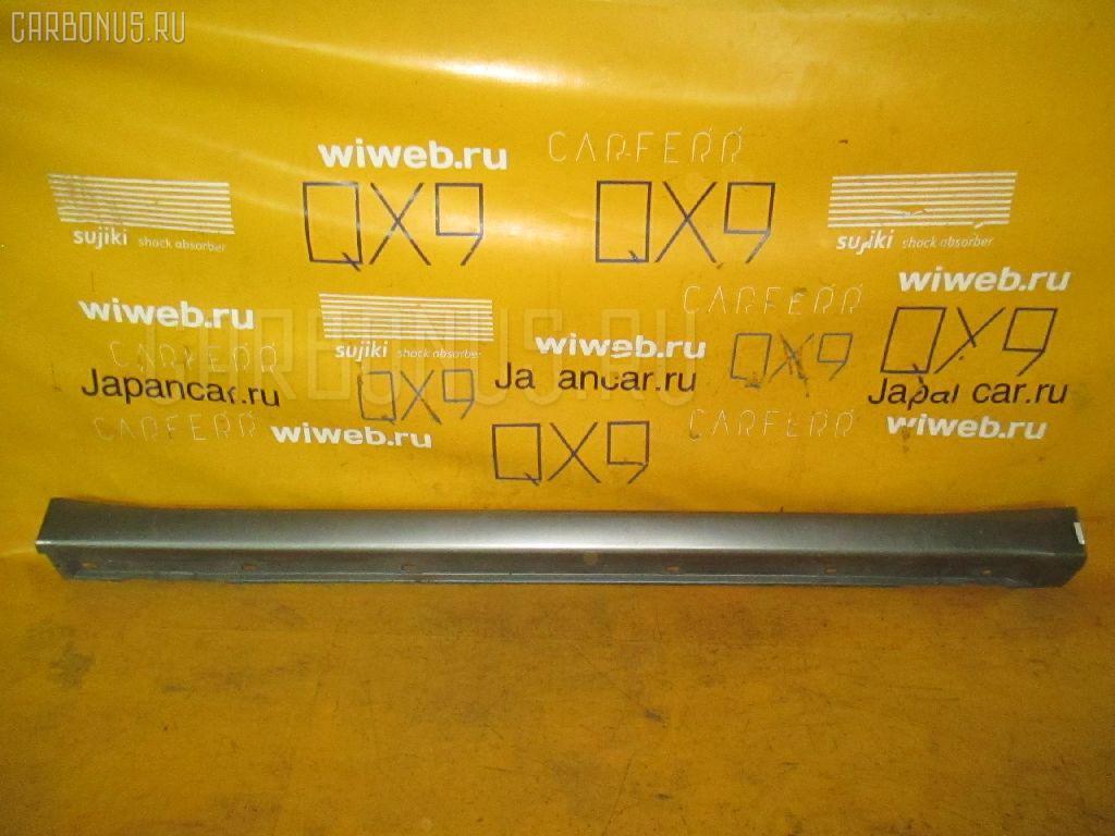 Порог кузова пластиковый ( обвес ) SUBARU LEGACY B4 BL5 Фото 2