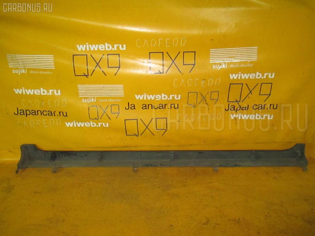Порог кузова пластиковый ( обвес ) HONDA CIVIC EU1. Фото 9
