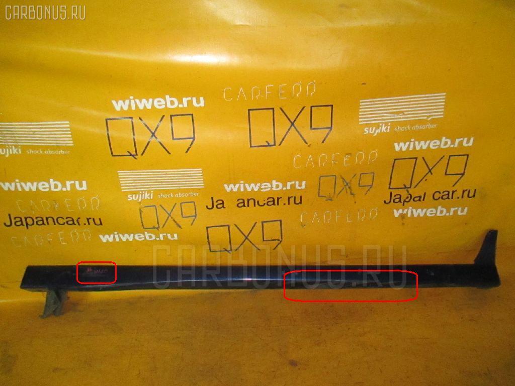 Порог кузова пластиковый ( обвес ) NISSAN WINGROAD WFY11 Фото 5