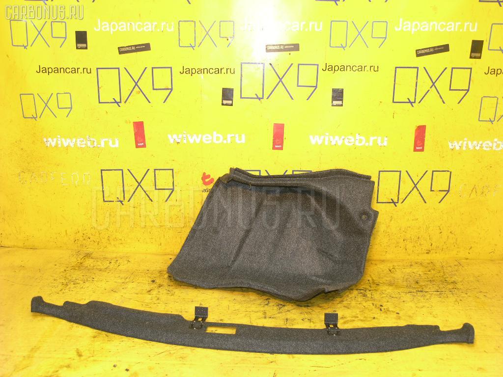 Обшивка багажника TOYOTA CROWN JZS141. Фото 5