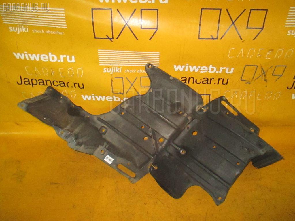 Защита двигателя TOYOTA CALDINA ST195G 3S-FE. Фото 5