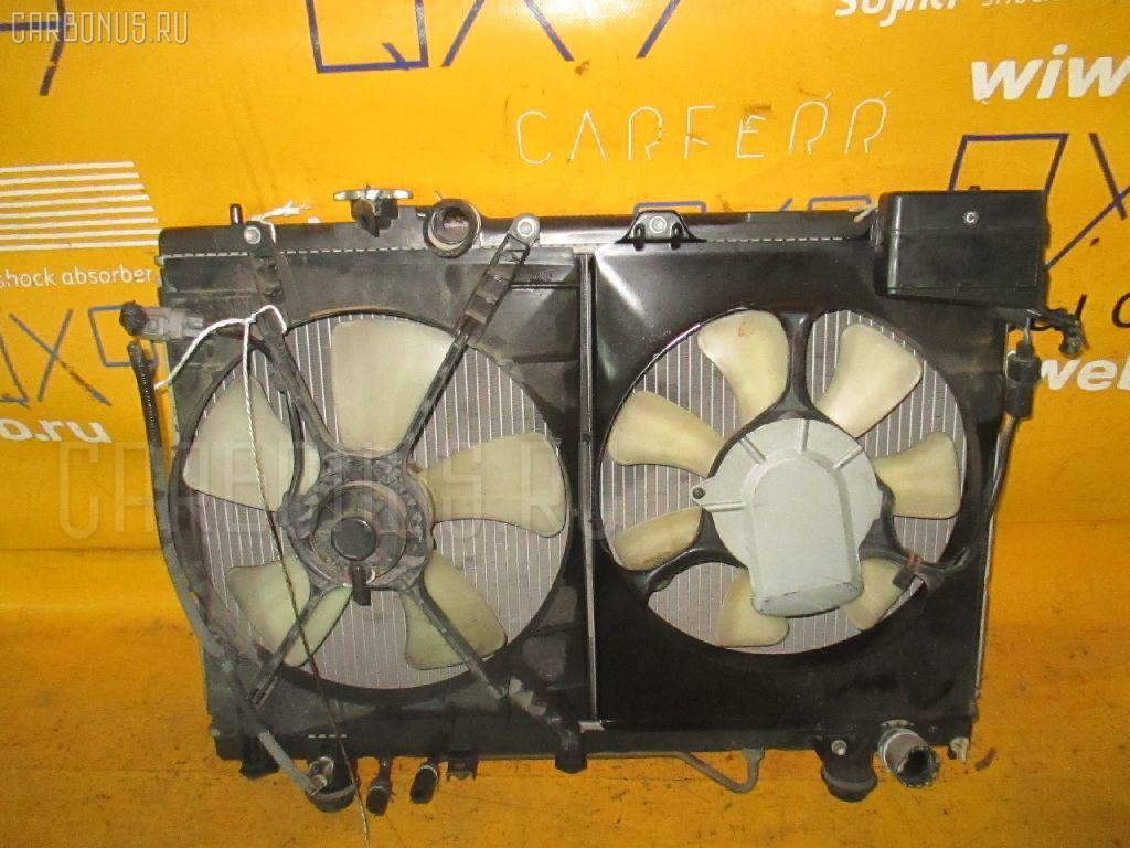 Радиатор ДВС TOYOTA NADIA SXN15 3S-FE. Фото 5
