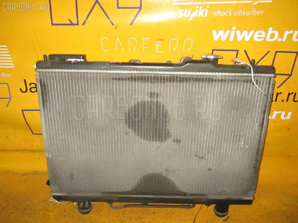 Радиатор ДВС TOYOTA NADIA SXN15 3S-FE. Фото 6