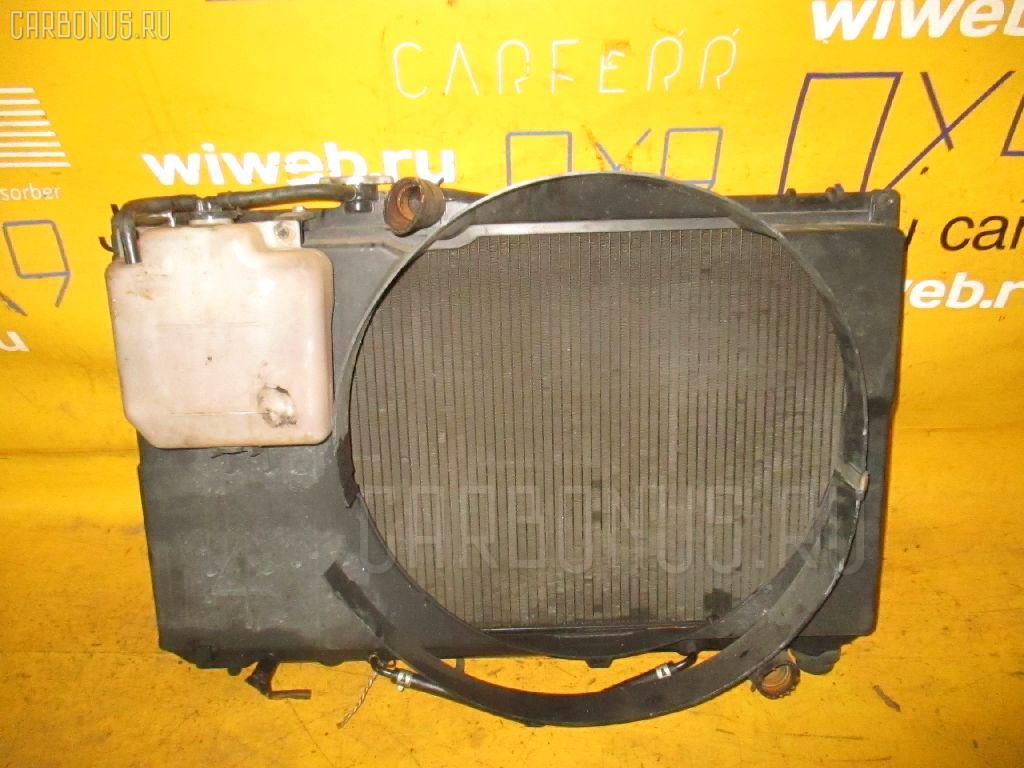 Радиатор ДВС TOYOTA GX90 1G-FE Фото 2