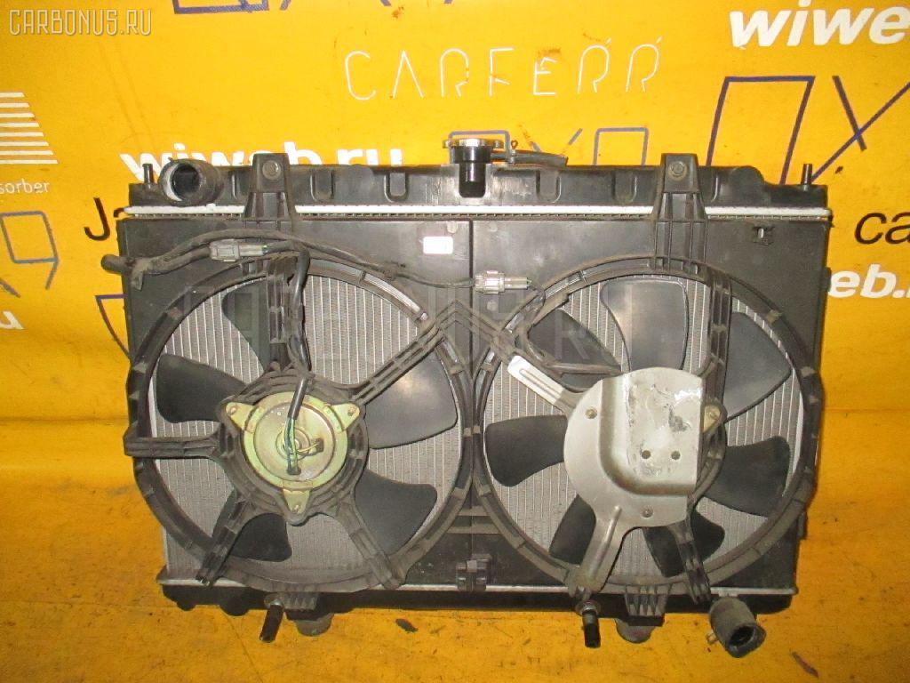 Радиатор ДВС NISSAN CEFIRO PA33 VQ25DD. Фото 7