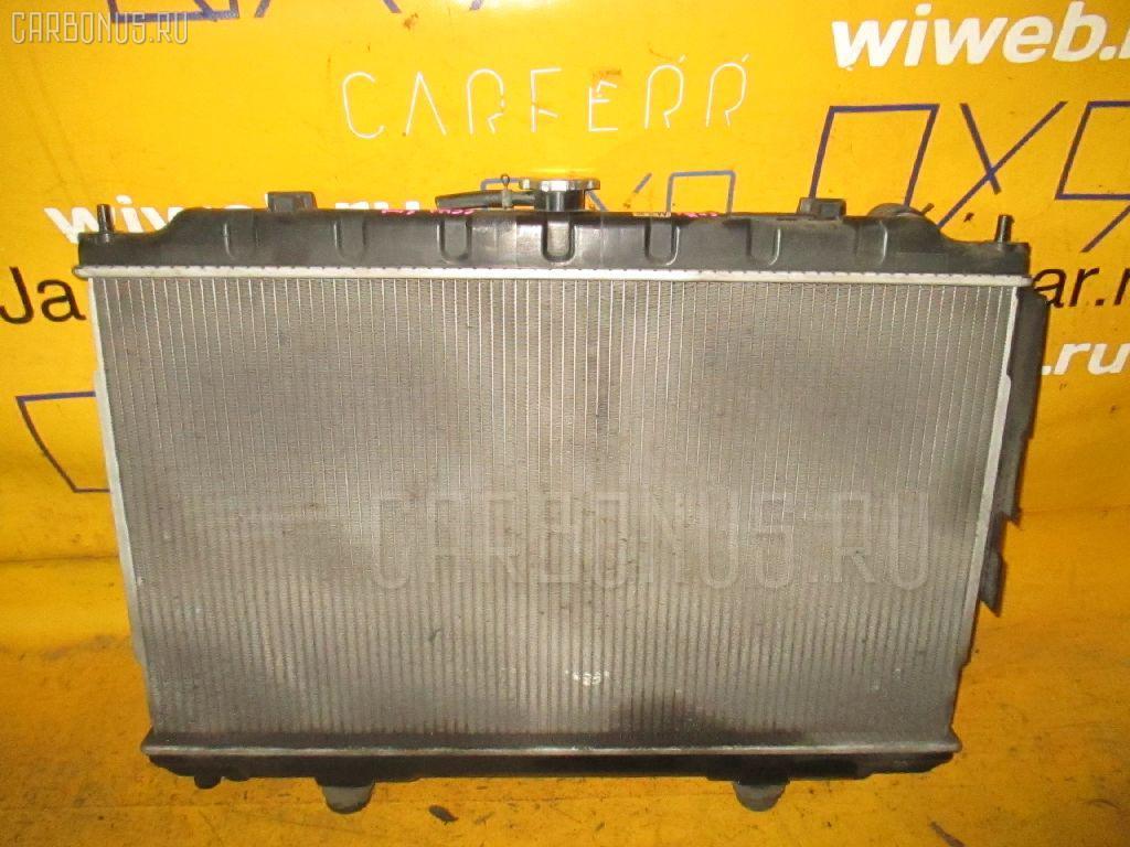 Радиатор ДВС NISSAN CEFIRO PA33 VQ25DD. Фото 8