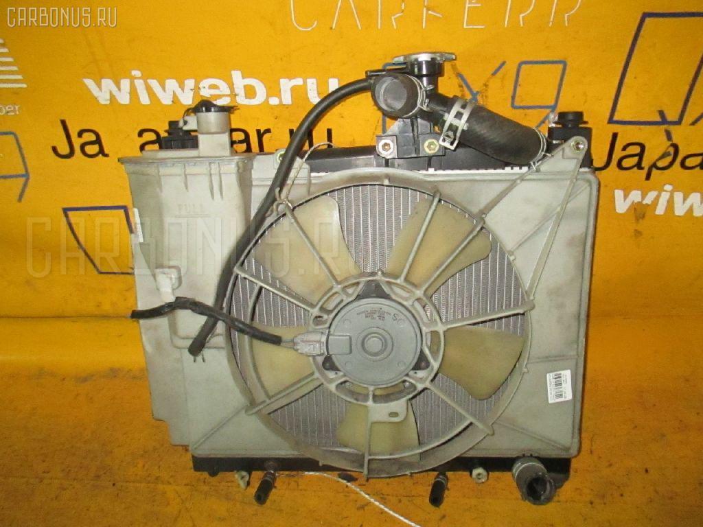 Радиатор ДВС TOYOTA RAUM NCZ20 1NZ-FE Фото 2