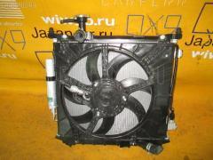 Радиатор ДВС NISSAN NOTE E12 HR12DDR Фото 1