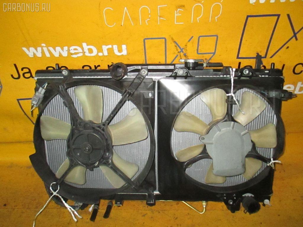 Радиатор ДВС TOYOTA CALDINA ST215G 3S-GE. Фото 11