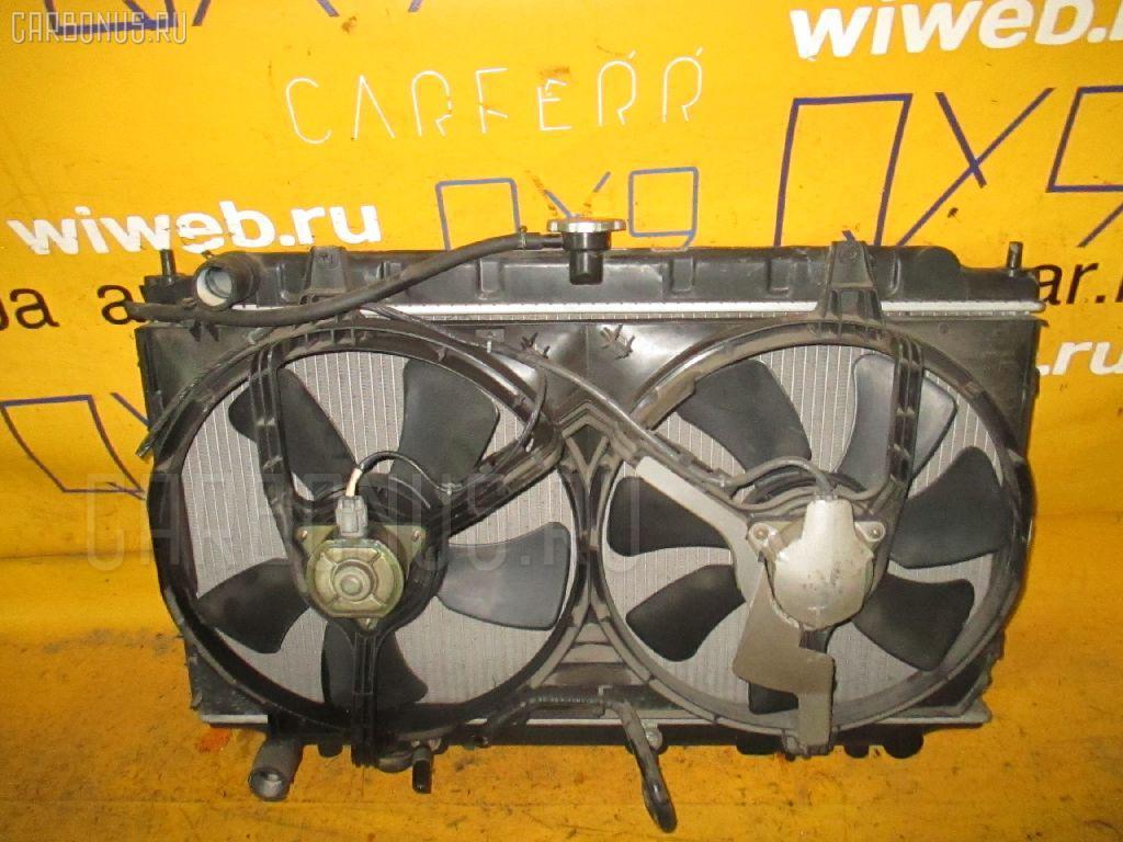 Радиатор ДВС NISSAN PRIMERA QP11 QG18DD. Фото 9