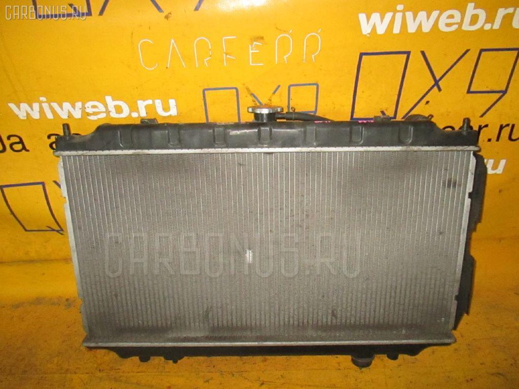 Радиатор ДВС NISSAN PRIMERA QP11 QG18DD. Фото 10