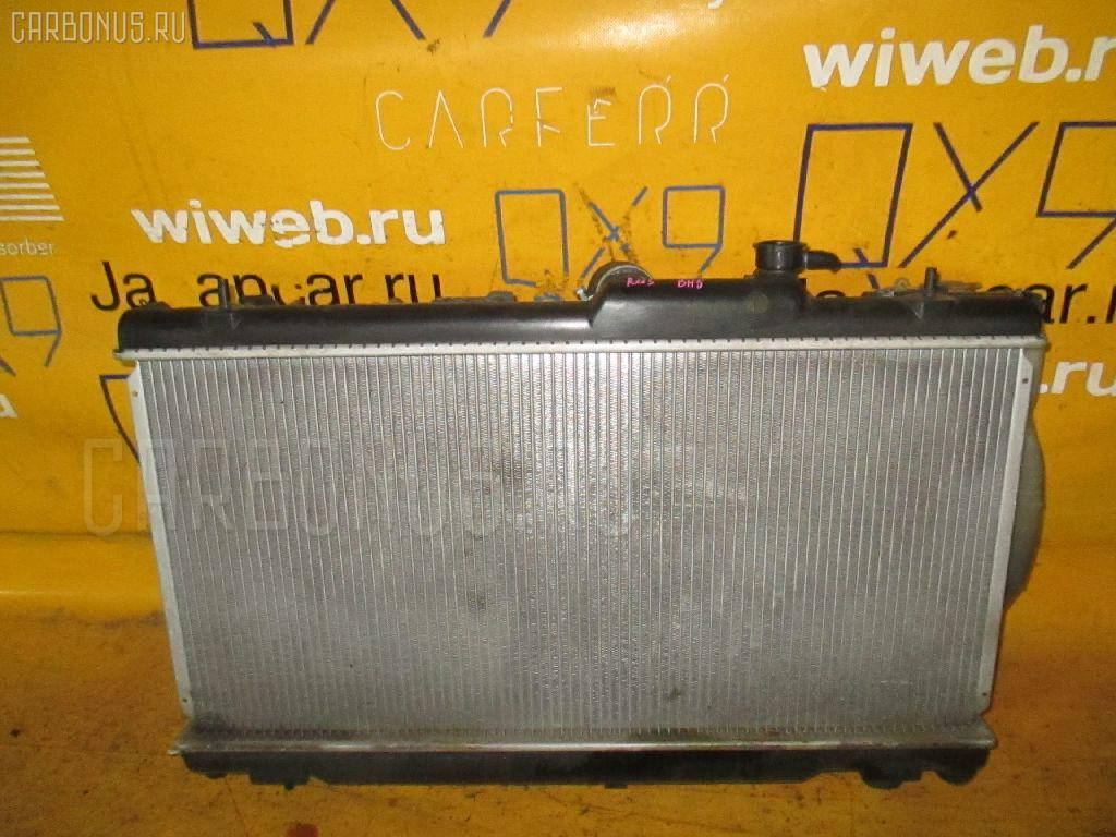 Радиатор ДВС SUBARU LEGACY WAGON BH5 EJ206. Фото 10