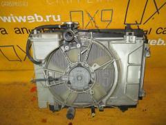Радиатор ДВС TOYOTA BELTA SCP92 2SZ-FE Фото 2