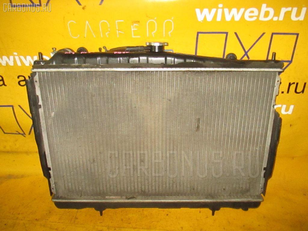Радиатор ДВС NISSAN LAUREL HC34 RB20DE. Фото 6