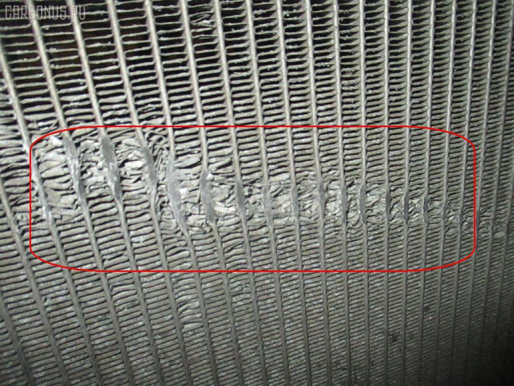 Радиатор ДВС SUBARU LEGACY B4 BL5 EJ203 Фото 1