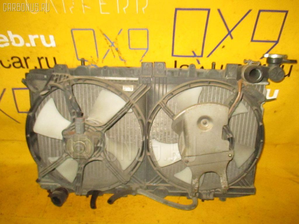 Радиатор ДВС NISSAN PULSAR FNN15 GA15DE. Фото 5