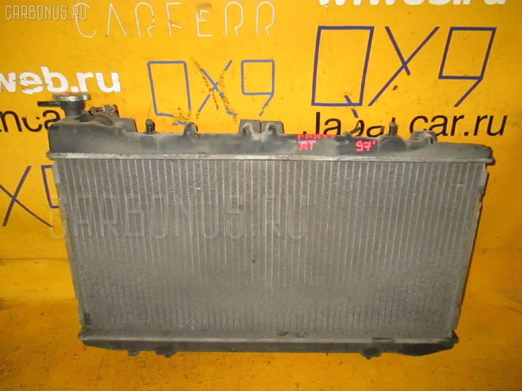 Радиатор ДВС NISSAN PULSAR FNN15 GA15DE. Фото 6