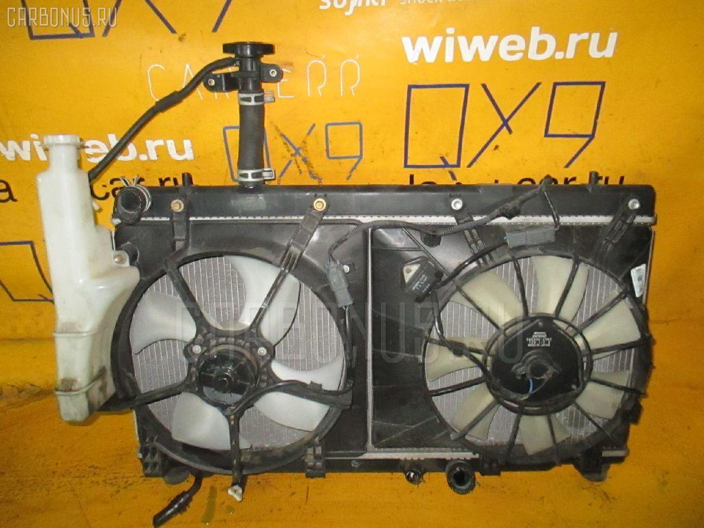 Радиатор ДВС HONDA MOBILIO GB2 L15A. Фото 7