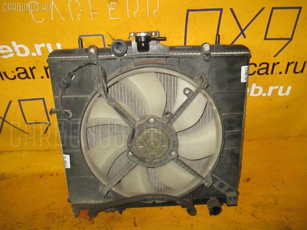 Радиатор ДВС MITSUBISHI PAJERO MINI H53A 4A30. Фото 8