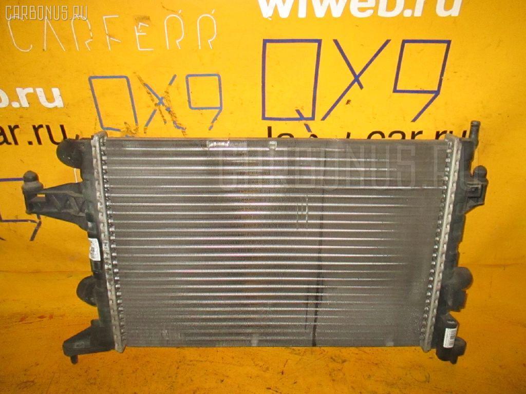 Радиатор ДВС OPEL VITA W0L0XCF68 Z12XE Фото 2