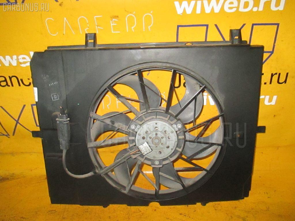 Вентилятор радиатора ДВС MERCEDES-BENZ E-CLASS W210.062 112.914 Фото 1