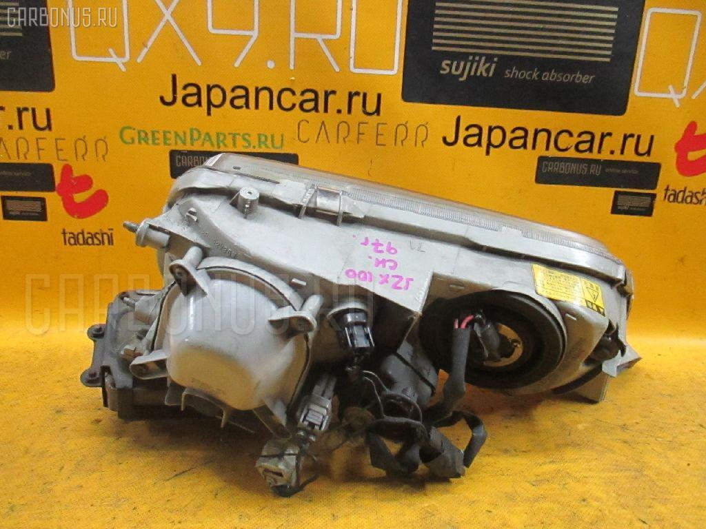 Фара TOYOTA CHASER GX100 Фото 2