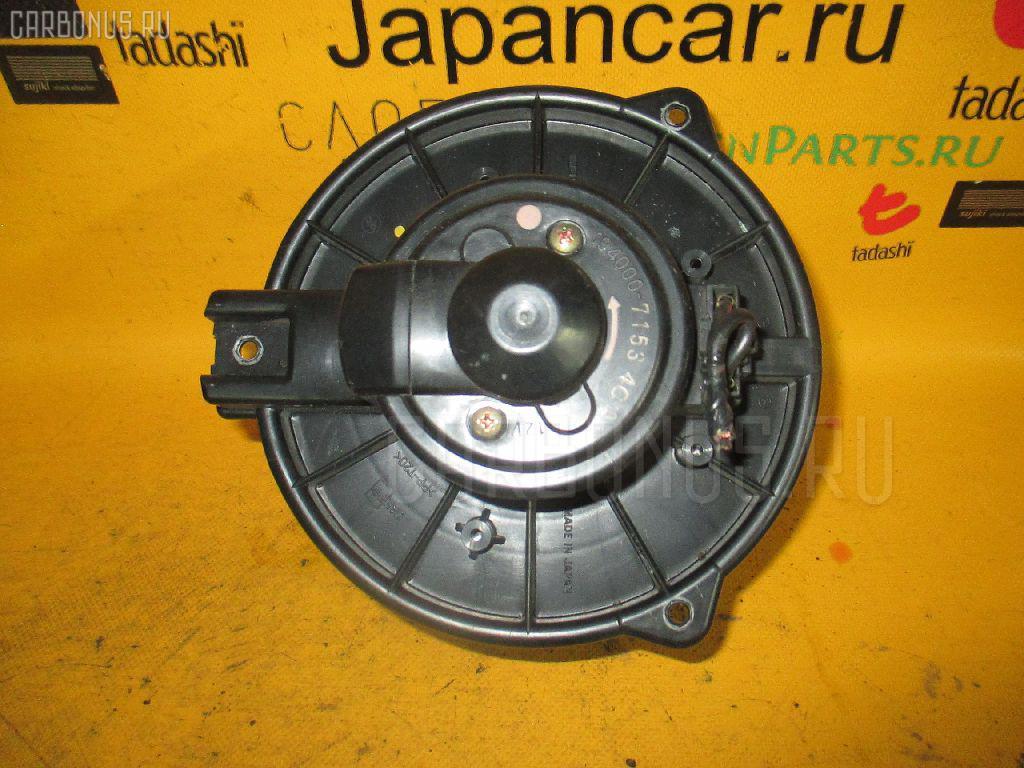 Мотор печки Toyota Gaia SXM10G Фото 1
