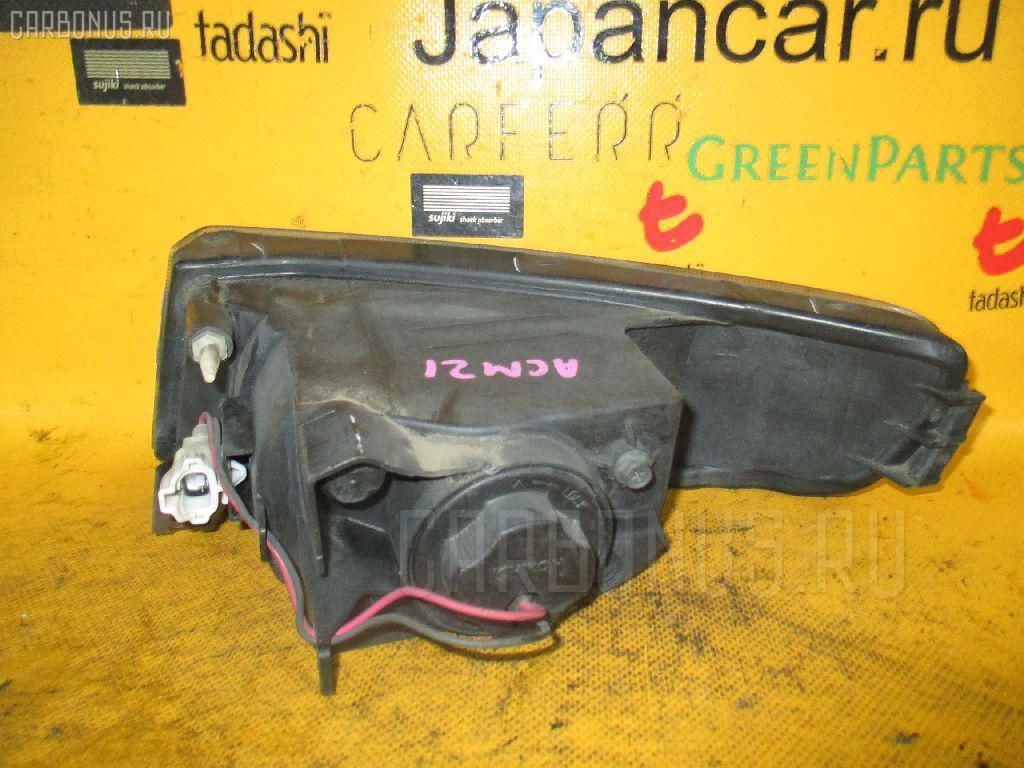 Туманка бамперная TOYOTA IPSUM ACM21W. Фото 8