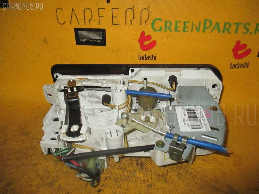 Блок управления климатконтроля TOYOTA NADIA SXN10 3S-FE Фото 1