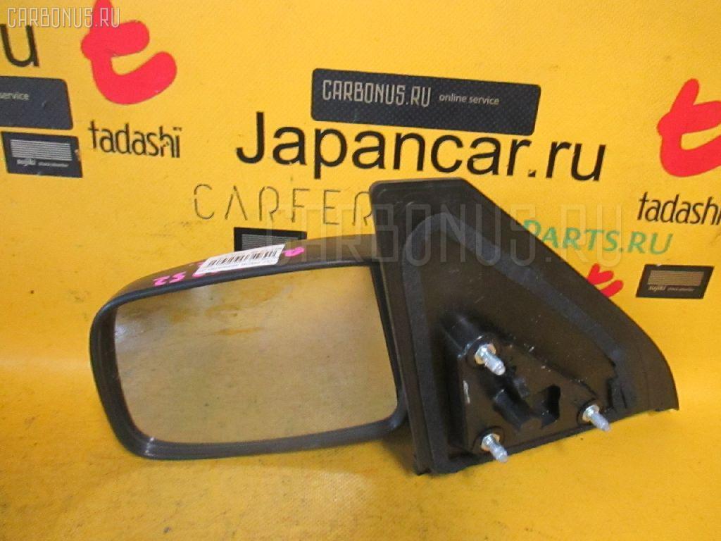 Зеркало двери боковой TOYOTA PROBOX NCP51V Фото 1