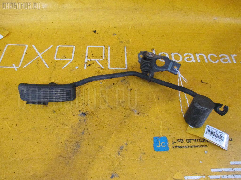 Педаль подачи топлива TOYOTA LAND CRUISER PRADO KZJ95W 1KZ-TE Фото 1