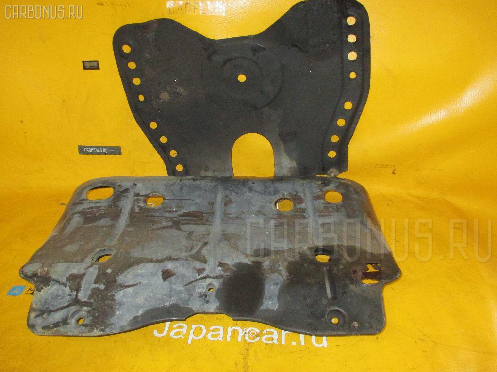 Защита двигателя Toyota Land cruiser prado KZJ95W 1KZ-TE Фото 1