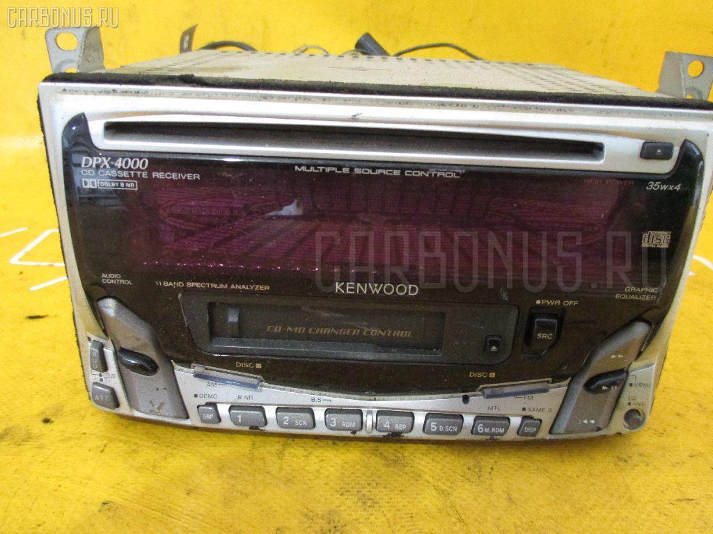 Автомагнитофон Toyota Land cruiser prado KZJ95W Фото 1
