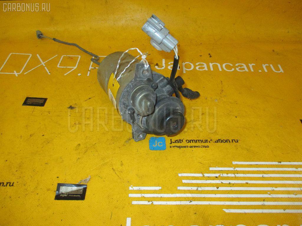 Насос ручной подкачки TOYOTA LAND CRUISER PRADO KZJ95W 1KZ-TE. Фото 1