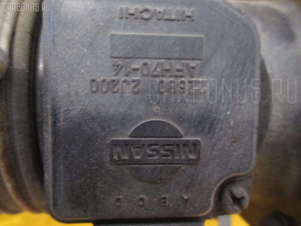 Датчик расхода воздуха NISSAN TERRANO LR50 VG33E Фото 2