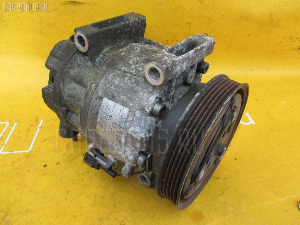 Компрессор кондиционера NISSAN TERRANO LR50 VG33E. Фото 10