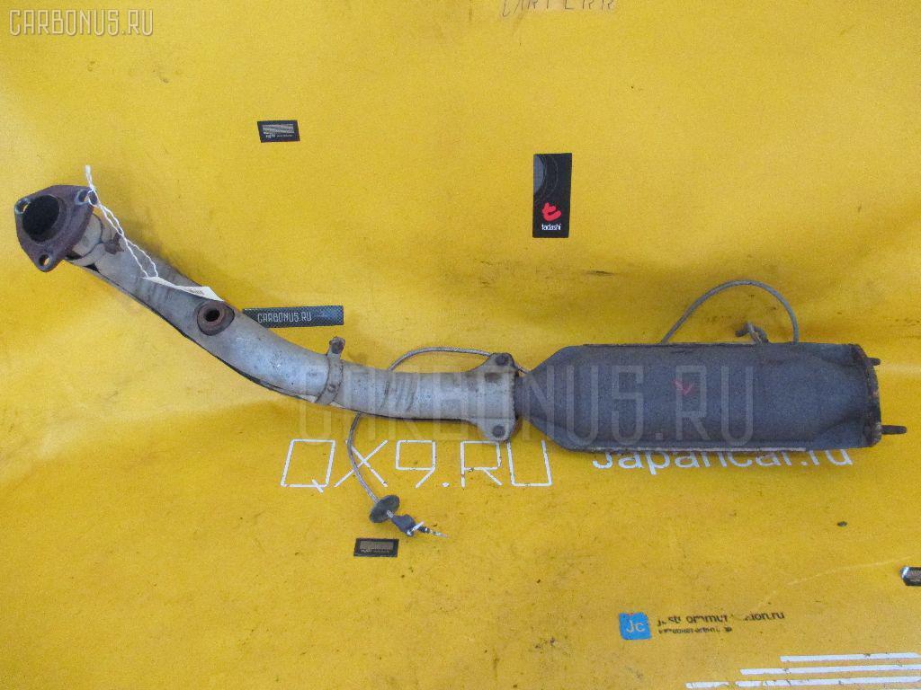 Глушитель NISSAN TERRANO LR50 VG33E. Фото 4