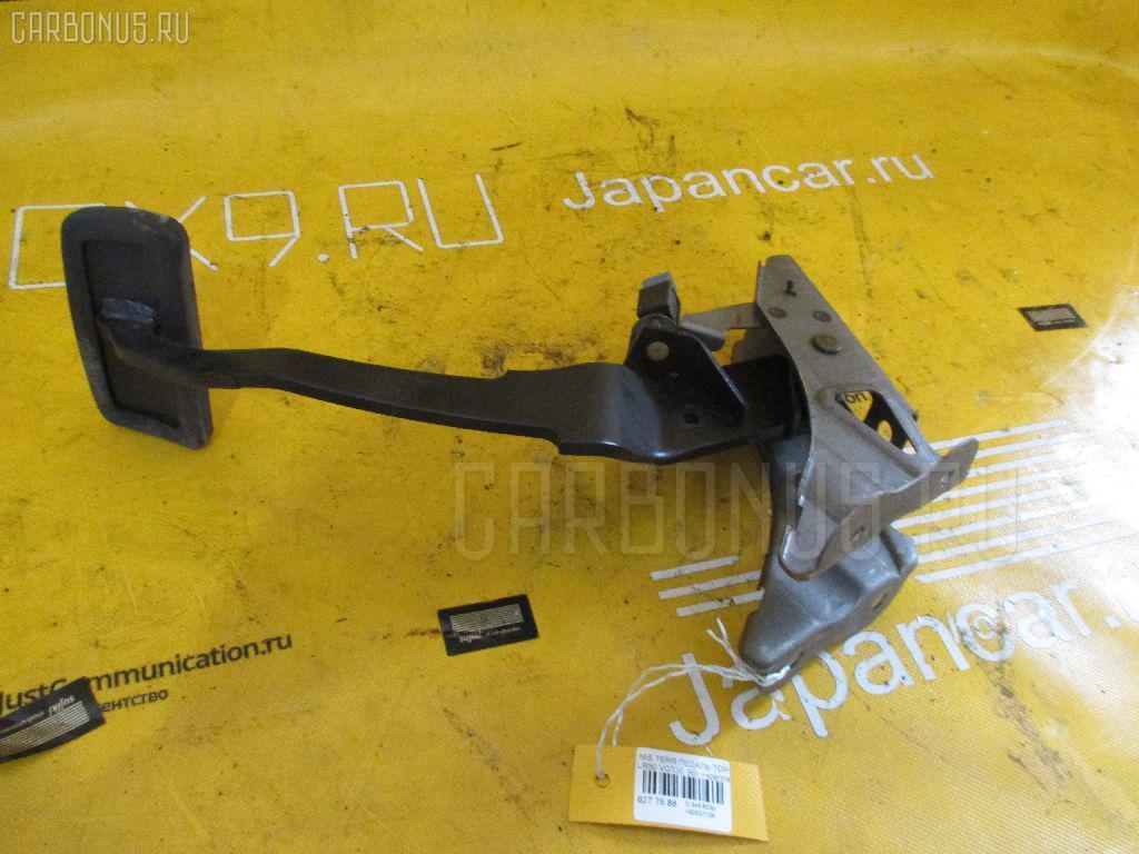 Педаль тормоза NISSAN TERRANO LR50 VG33E Фото 1