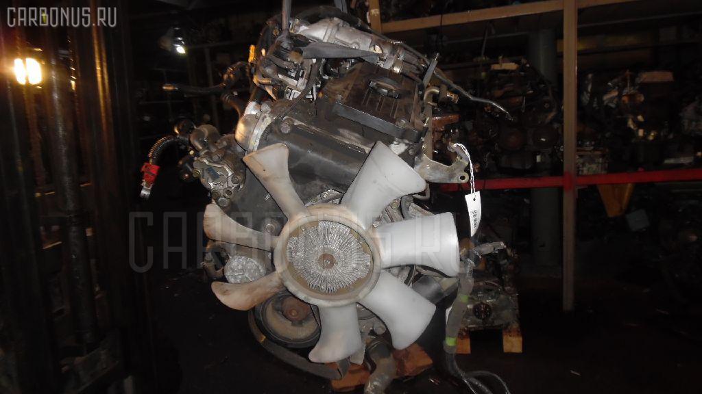 Двигатель NISSAN TERRANO TR50 ZD30DDTI Фото 1
