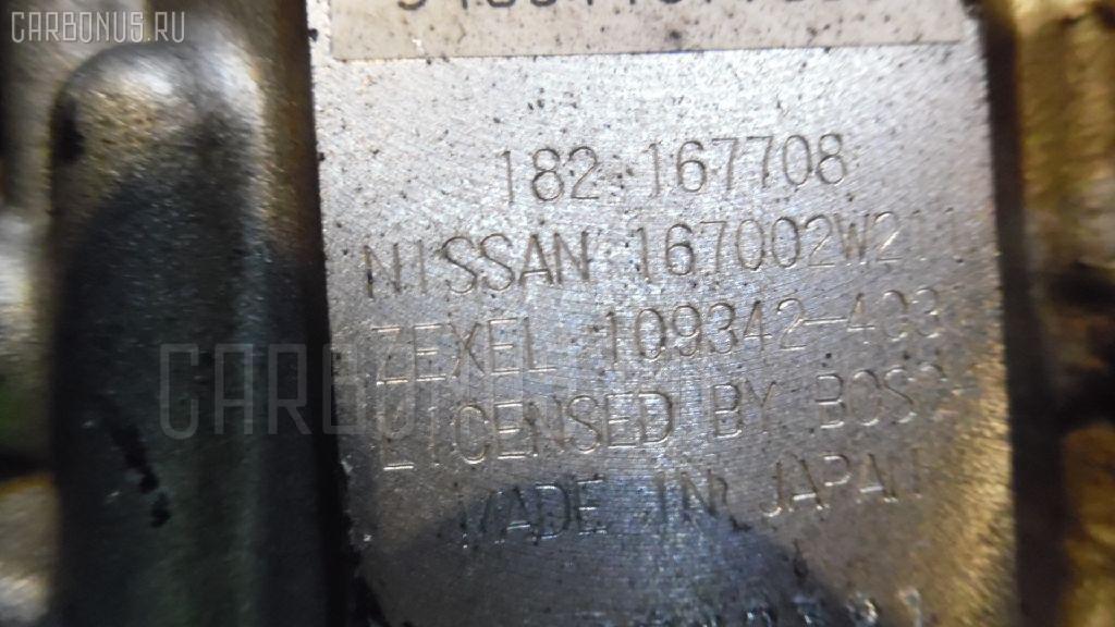 Двигатель NISSAN TERRANO TR50 ZD30DDTI Фото 5