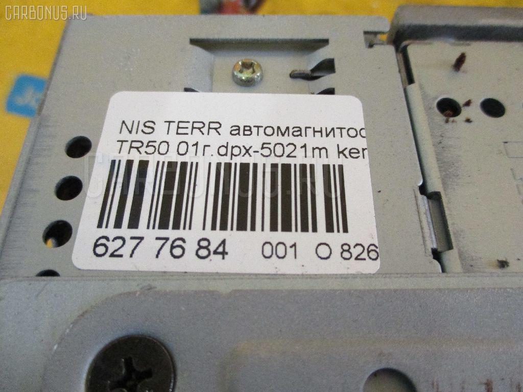 Автомагнитофон NISSAN TERRANO TR50 Фото 3