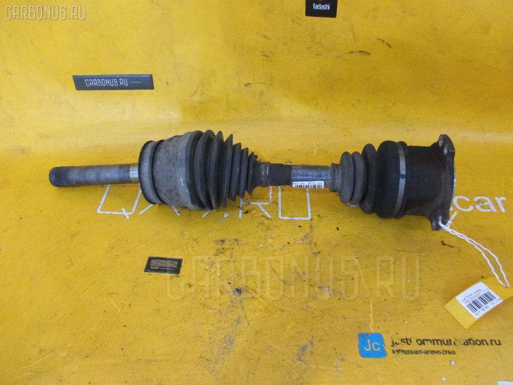 Привод Nissan Terrano TR50 ZD30DDTI Фото 1