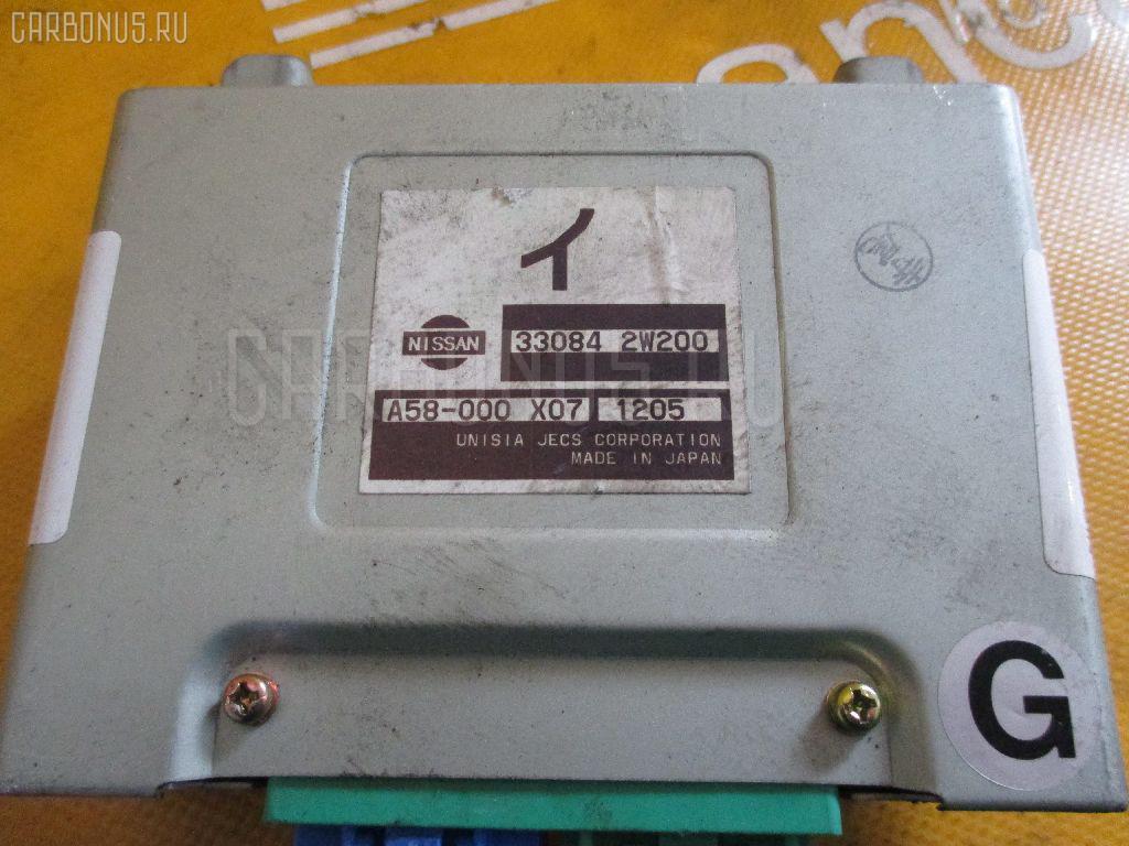 Блок упр-я NISSAN TERRANO TR50 ZD30DDTI Фото 1