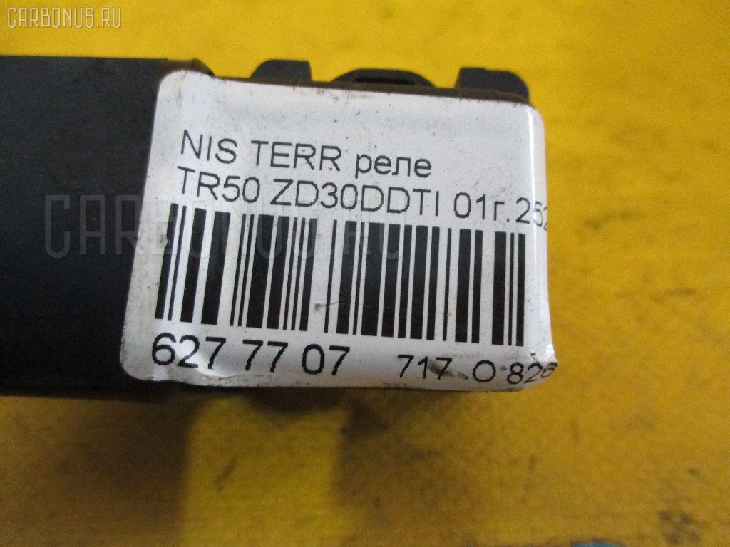 Реле NISSAN TERRANO TR50 ZD30DDTI Фото 2