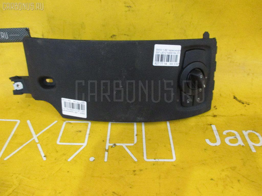 Переключатель света фар BMW 1-SERIES E87-UE12 N45B16A Фото 1