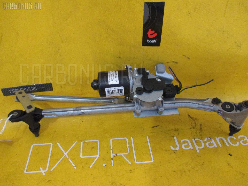 Мотор привода дворников BMW 1-SERIES E87-UE12 Фото 2